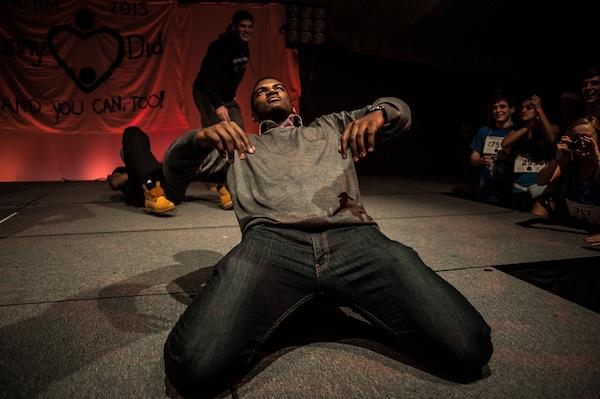Photo essay: Best of Dance Marathon 2013
