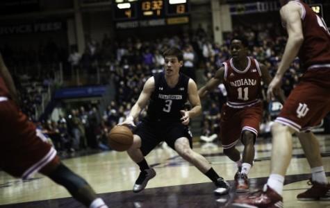 Men's Basketball: Northwestern set to face Iowa in Round 1 of Big Ten Tournament