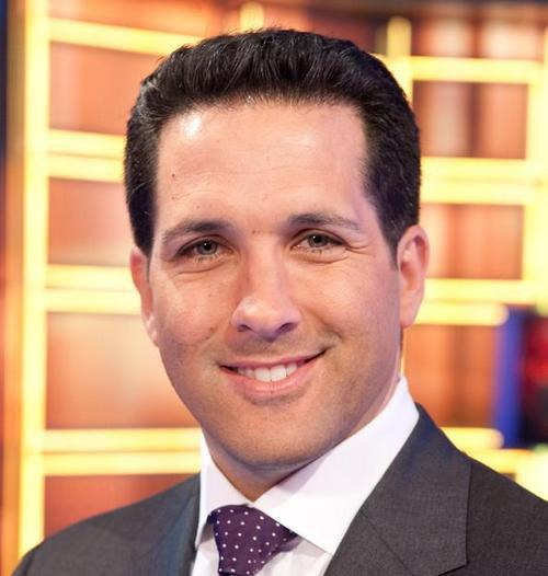 ESPN personality Adam Schefter (Medill '90) will speak on campus April 10.