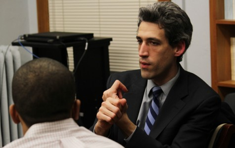 State Sen. Daniel Biss' pension reform bill could get vote Tuesday