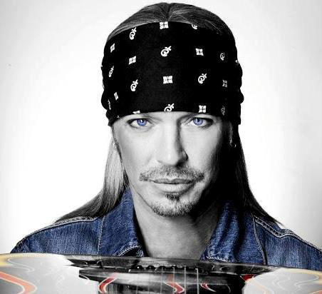 Singer Bret Michaels was stunned when he was the first contestant eliminated from