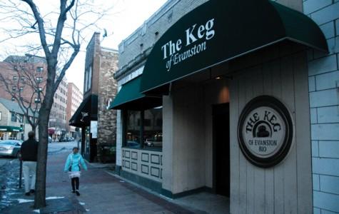 Future uncertain for The Keg of Evanston