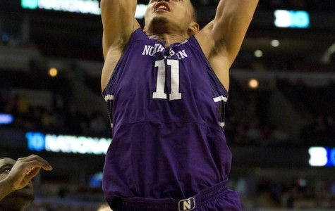 Men's Basketball: Northwestern can't compete with Iowa on the glass