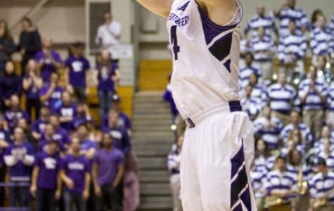 Men's Basketball: Northwestern loss overshadows Marcotullio's career night