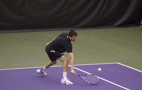 Men's Tennis: Northwestern toppled by Illinois in road test