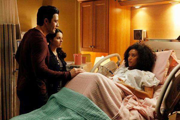 """On a special episode of """"Switched at Birth,"""" the story was told completely in sign language. The ABC Family show presents many thought-provoking issues and questions other series don't address."""