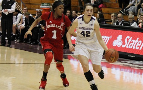 Women's Basketball: Northwestern falls to Iowa on Senior Day