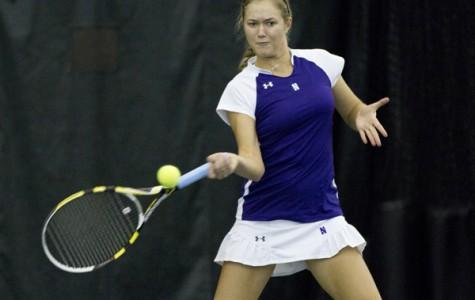 Women's Tennis: Wildcats open Big Ten play with victory over Fighting Illini