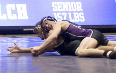 Wrestling: 2 Northwestern wrestlers fail to capture national championships