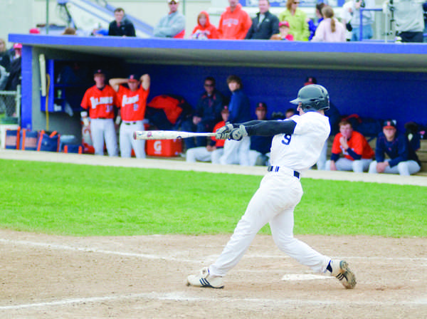 Northwestern second baseman Kyle Ruchim leads the team with a .464 batting average. However, the Wildcats were swept over the weekend by Nebraska.