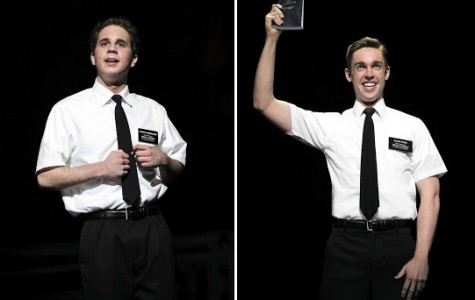 Q&A with 'Book of Mormon' stars Ben Platt and Nic Rouleau