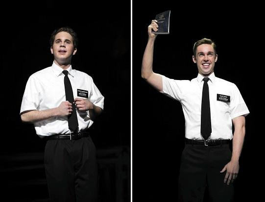 q a with book of mormon stars ben platt and nic rouleau