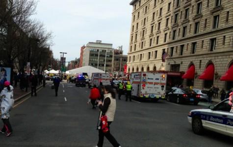 Evanston residents, Northwestern student OK after Boston Marathon bombing