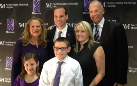 Men's Basketball: Northwestern kicks off Chris Collins era
