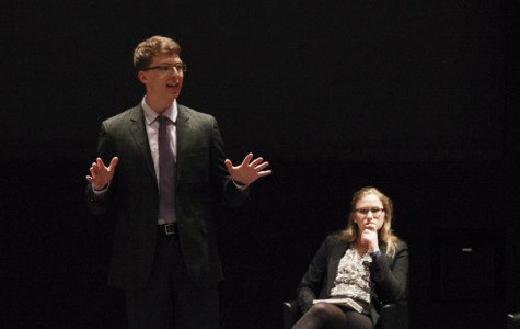 Student life VP candidates present similar points at ASG debate