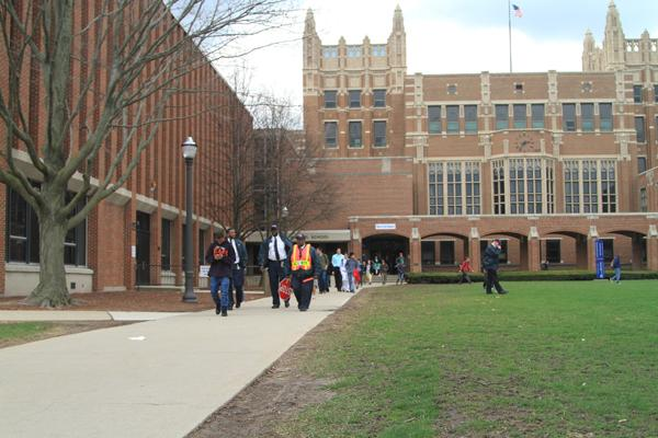 Despite shrinking state funding for education in Illinois, Evanston Township High School District 202 remains financially sound.