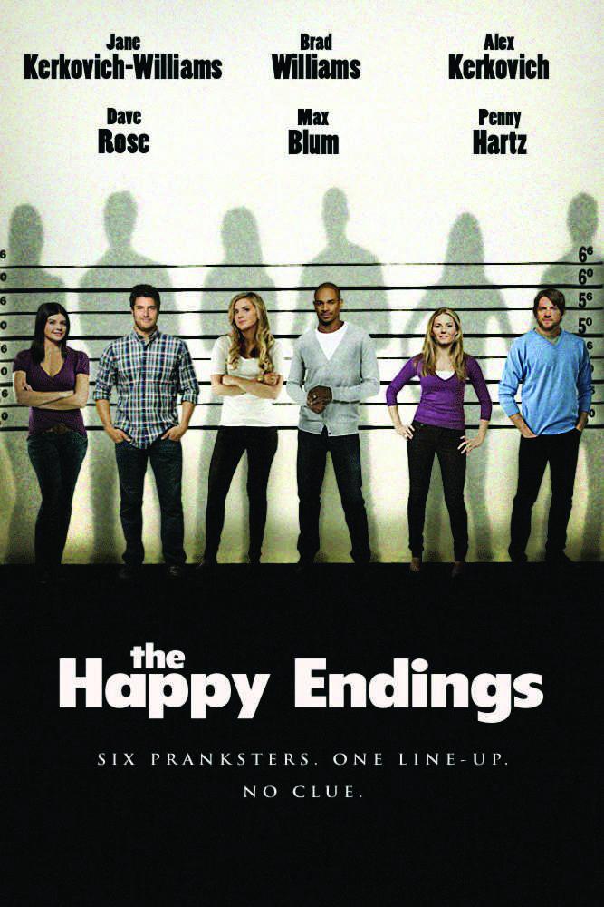 Save the ah-mah-zing Happy Endings