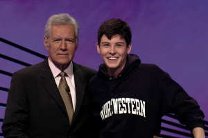Northwestern student on Jeopardy: Who is Dan Donohue?
