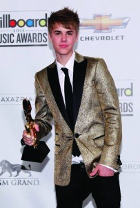 Five words for Justin Bieber's atrociousness