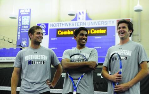Men's Tennis: Friendship, leadership hallmarks of Northwestern senior class