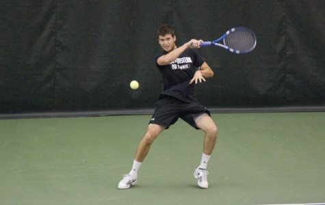 Men's Tennis: Wildcats return home looking to get back on track