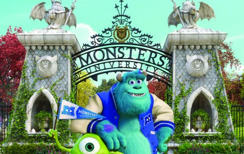 'Monsters University:' Mike and Sulley take on college