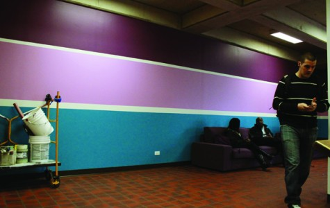 U.S. Bank makeover, aesthetic changes underway at Norris