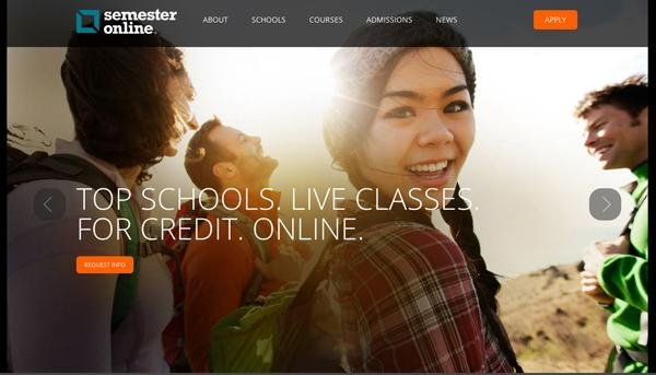 Northwestern will offer an Integrated Marketing Communications course on SemesterOnline in Fall 2013. The platform allows students to take courses from top universities for credit.