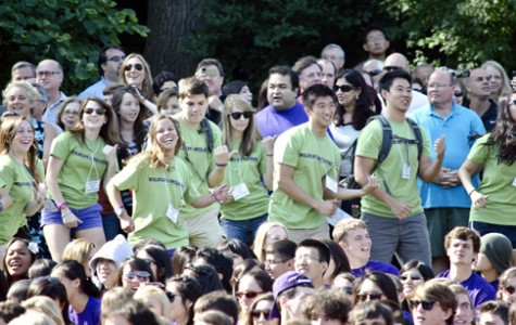 Record number of students apply to be peer advisers