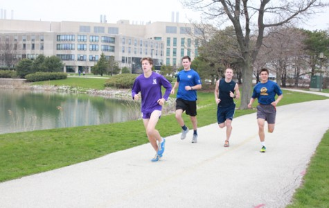 Pi Kappa Alpha hosts Run for Boston on the Lakefill