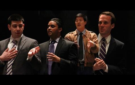 ASG presidential candidates debate mental health, Northwestern in 2020