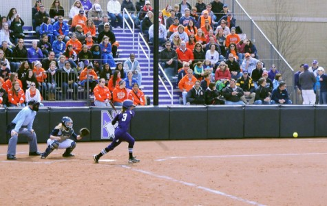 Softball: Offense stagnates as Northwestern drops pair to Wisconsin
