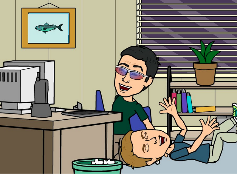 This week were obsessed with: Bitstrips