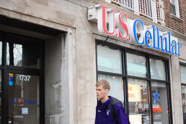U.S. Cellular is planning to close its downtown Evanston location in the coming weeks as the company plans to focus its marketing efforts to rural areas.