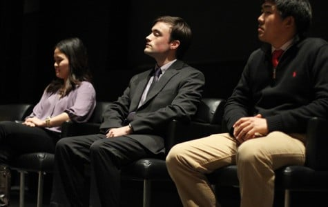 ASG vice presidential debate focuses on ticket relationships, campus issues