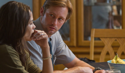 """Alexander Skarsgard and the other characters of """"Disconnect"""" face the consequences of their online interactions in real life. Although the film's plot was somewhat cliched, it ultimately raises important questions about Internet safety."""