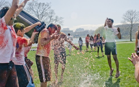 Photo gallery: SASA celebrates Holi