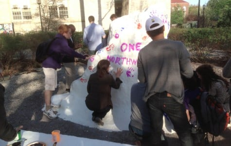 Hands of support: Northwestern commemorates Dmitri Teplov with memorial