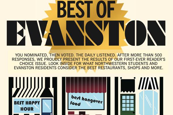 Best of Evanston Winners