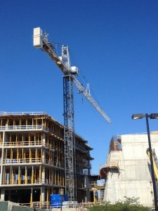 Updated: Lakefront construction worker dies on campus, officials say