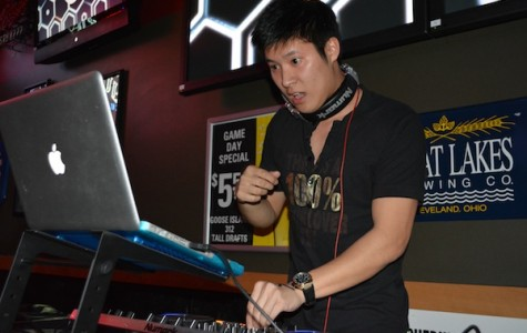 Student DJs battle to perform on Dillo Day