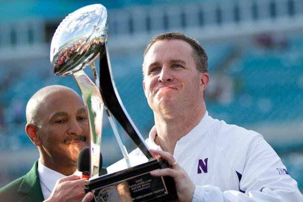 Northwestern Sports: 2012-13 in review