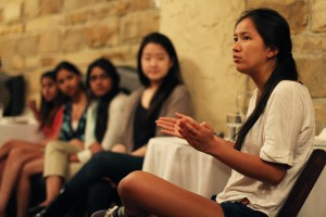 ISA storytelling event focuses on cross-cultural experiences