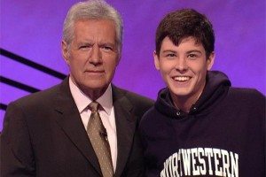 Communication junior finishes third on 'Jeopardy!' college show, still has shot at semis