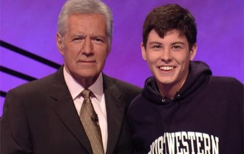 """Communication junior Dan Donohue finished third in his episode of the """"Jeopardy! College Championship"""" which aired Tuesday, but his score of $14,000 could still qualify him for the next round. Viewers will find out by Friday whether Donohue has advanced to the semifinals."""