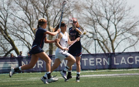 Lacrosse: Northwestern plays a solid season, disappoints in tournament
