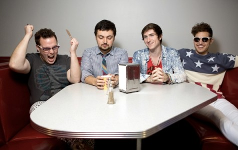 Indie band Walk the Moon to play Dillo Day