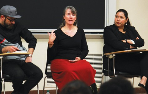 Artists discuss social justice, community connections at NCDC panel