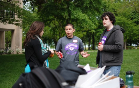 NU Gives Back attendance increases in third year