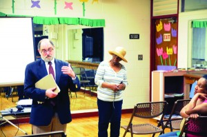 Citizens' rights advocacy group hosts film screening, Q&A with attorney